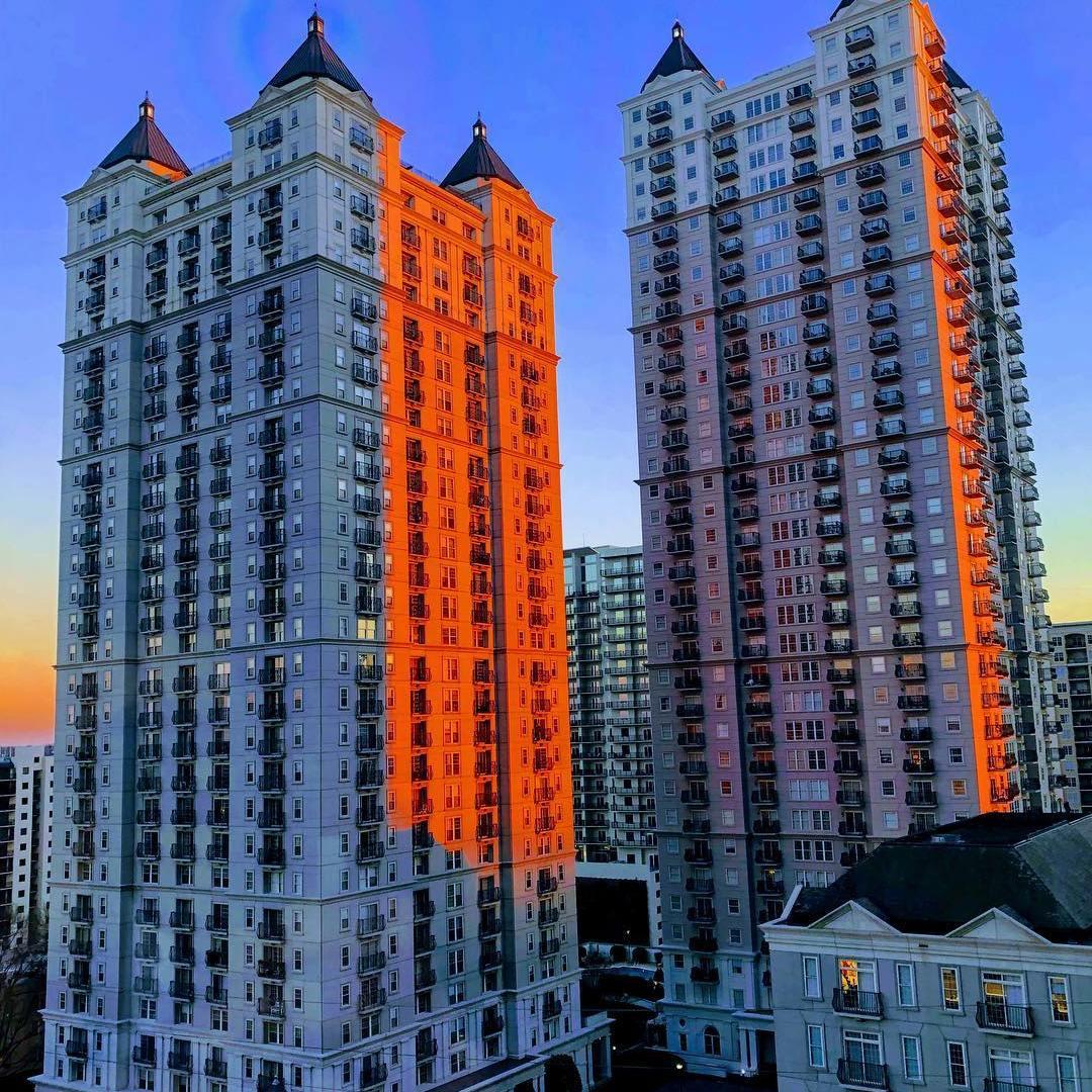 Atlanta Sunset (2018)