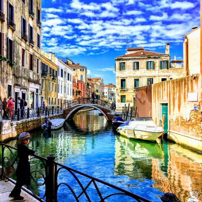 Venetian Canal (2017)